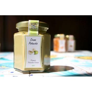 Crema di pistacchio bio
